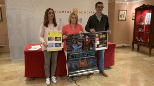 Aquest dijous s'ha presentat la nova programació del Cinema Casal Montblanquí.