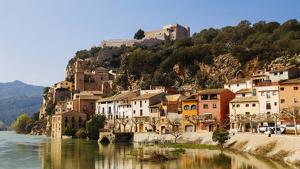 Castell de Miravet, Ribera d'Ebre