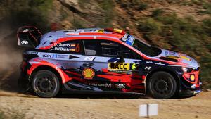 Dani Sordo al RallyRACC 2019.