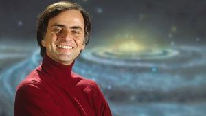 Descubre en estas frases de Carl Sagan un pensamiento sugerente y apasionante