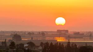 El calor atípico y el sol seguirán en gran parte del país