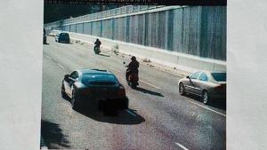 El conductor circulava a 140/km/h pels carrers de València