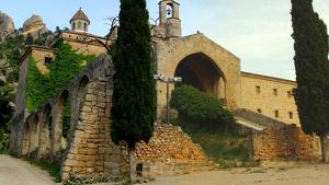 El Convent de Sant Salvador, a Horta de Sant Joan, va ser construït al segle XVI