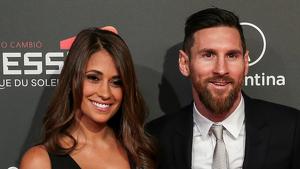 El lligam familiar dels Messi - Roccuzzo  és molt estret i estan tots molt units