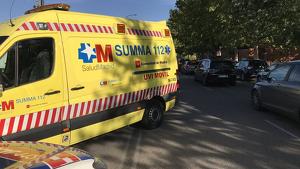 El menor ha sido hospitalizado en estado grave