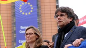 El Parlament Europeu denega l'entrada de Puigdemont a l'edifici de la CE