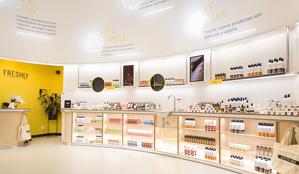 El passat 4 d'octubre es va inaugurar la primera Freshly Store a Barcelona