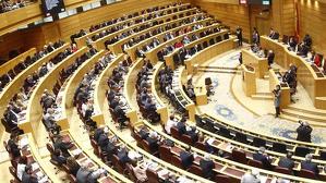 El Senat, en una imatge d'arxiu.