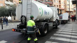 El servei intensiu de neteja a reus durarà més d'un mes