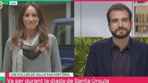 El tractament que va fer el programa Planta Baixa de TV3 de la diada de Santa Úrsula no ha agradat a la Colla Joves Xiquets de Valls