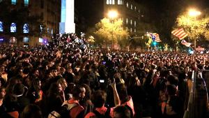 Els CDR desconvoquen la concentració de Barcelona i criden a la gent a descansar