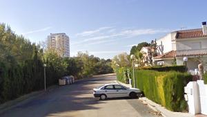 Els fets van tenir lloc al carrer Nantes del barri cambrilenc de Vilafortuny.