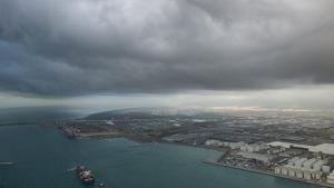 Els núvols baixos seguiran sent abundants entre Barcelona i Girona