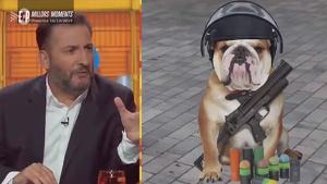 Els sindicats dels Mossos d'Esquadra s'indignen amb l'humor de 'Està Passant'