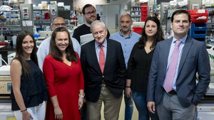 Equip d'investigadors del CNIC
