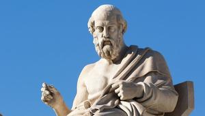Estatua de Platón