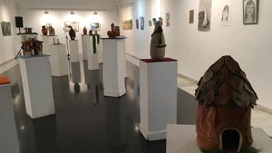 Exposició 'Habitacles' a Valls.