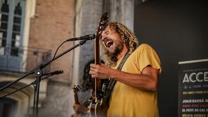 Festival Accents: Concert de Martínez als Jardins de la Casa Rull, en imatges!