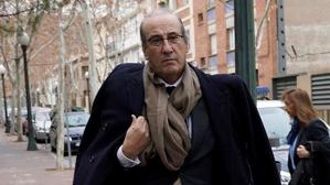 Francisco Franco, arribant al Jutjat de lo Penal a Terol