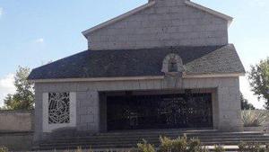 Panteó familiar dels Franco