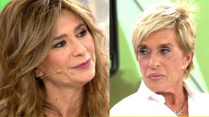 Gema López incomoda a Chelo con una pregunta sobre Isabel Pantoja