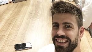 Gerard Piqué publica el seu número de telèfon i rep més de 7.000 missatges en poques hores