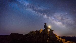 Hasta cuatro lluvias de estrellas podremos observar este otoño, junto el paso de Mercurio por delante del Sol