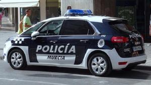 Imagen de archivo de la Policía Local de Murcia.