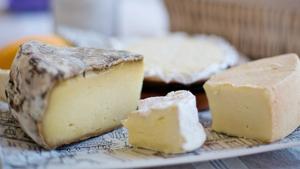 Imagen de archivo de quesos
