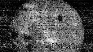 Imagen de la cara oculta de la Luna