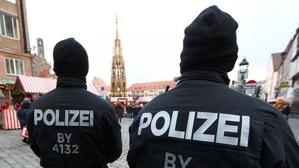 Imagen de la policía alemana
