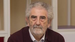 Imagen del escritor leonés y crítico literario Ernesto Escapa