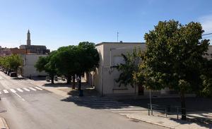 Imatge actual del carrer Creu de Cames