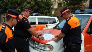 Imatge arxiu protecció civil