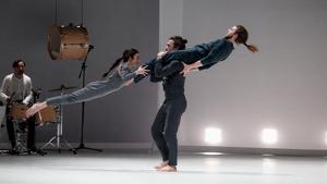 Imatge de l'espectacle 'Set of sets', de la companyia GN | MC Guy Nader | María Campos