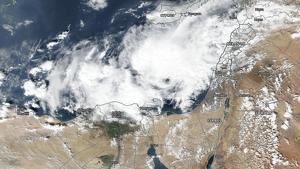 Imatge de satèl.lit MODIS
