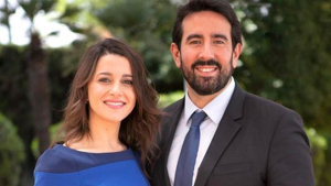 Inés Arrimadas i Xavier Cima