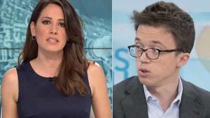 Íñigo Errejón manté una relació sentimental amb la periodista Glòria Mena