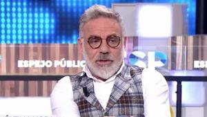 Joaquín Torres en 'Espejo Público'