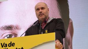 Jordi Salvador, cap de llista d'ERC per Tarragona