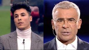 Jorge Javier abronca la actitud de Kiko Jiménez