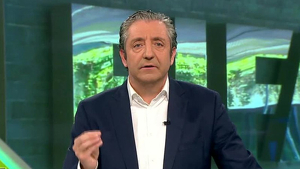 Josep Pedrerol, a 'Jugones'
