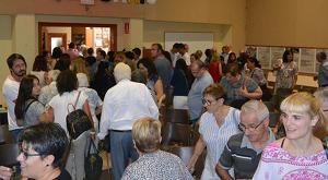 La celebració, aquest diumenge 13 d'octubre, va comptar amb l'assistència de desenes de persones.