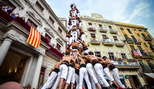 La Diada castellera del Mercadal 2019 en imatges!
