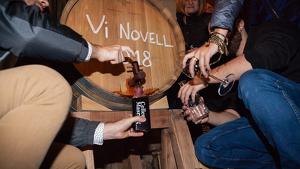 La Festa del Vi Novell del Celler Masroig, pionera en el sector, celebra el seu desè aniversari