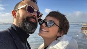 La 'influencer' i el publicista esperen el seu primer fill junts