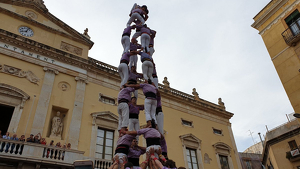 La Jove de Tarragona ha estrenat el 4de9f a la diada de Sant Joan