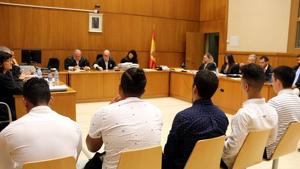 La 'Manada' de Manresa al judici