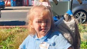 La menor sufrió una agresión verbal de un adulto desconocido