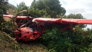 La nau afectada per l'accident